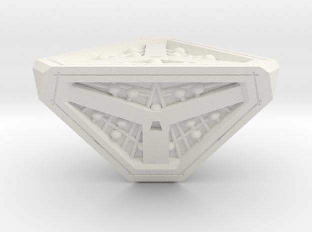 Sven Assault Wedge - 1:7000 in White Natural Versatile Plastic