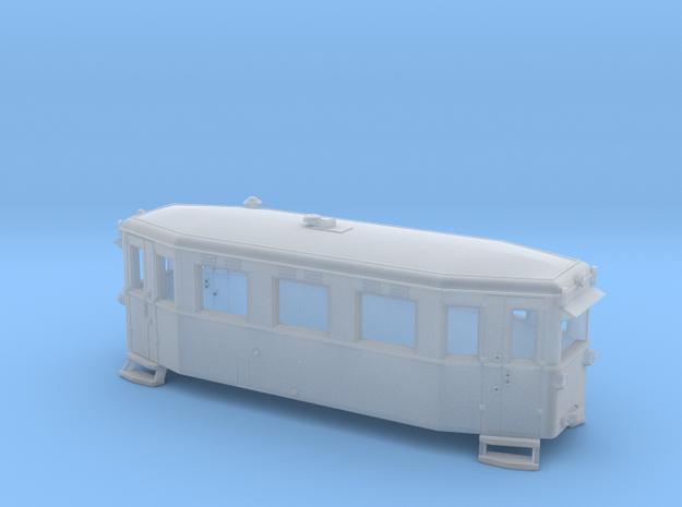 Schmalspurtriebwagen T1 der HSB (1:160)