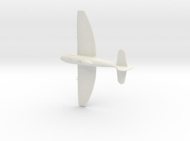 1:285 TEMPEST Mk V in White Natural Versatile Plastic