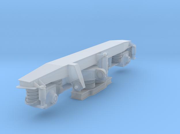 Bogie GP 200  in Smooth Fine Detail Plastic: 1:87 - HO
