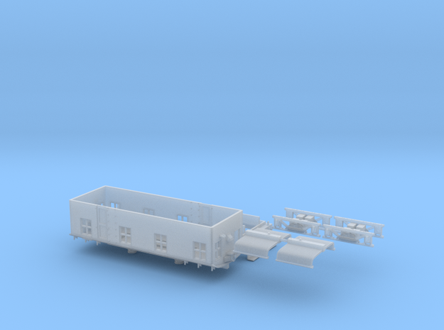 CNJ 1000 For Bachmann 44 Ton Switcher Frame
