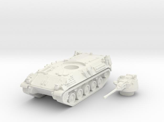 Saurer tank (Austria) 1/100 in White Natural Versatile Plastic