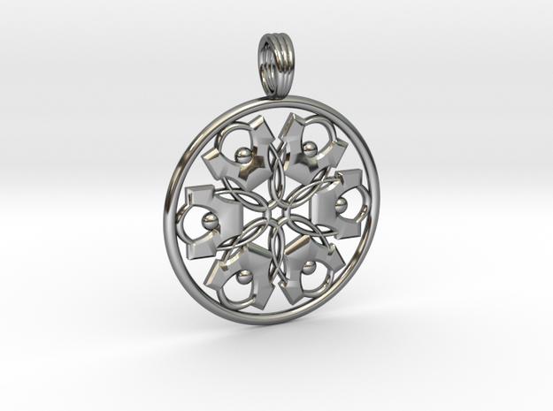 LIFELOCK in Premium Silver