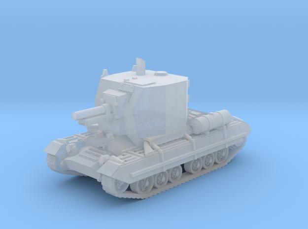 Bishop (artillery) (British) 1/144 in Smooth Fine Detail Plastic