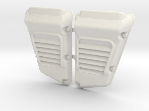 Land Rover Defender Wolf Intakes (pair)