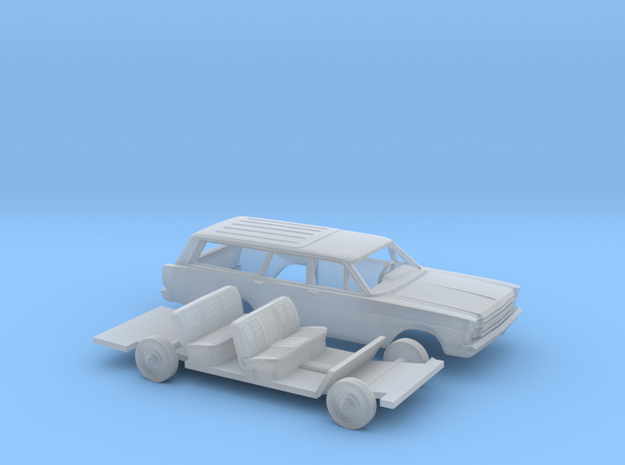 1/87 1966 Ford Country Wagon Kit