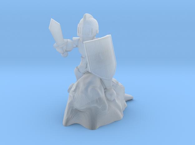 Sir Gerrik, Gnome Paladin, Champion of Slime