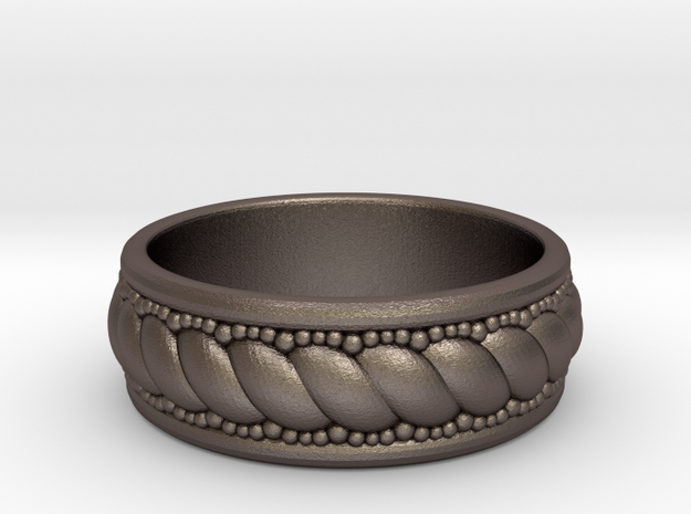 Fellah Ring in Stainless Steel