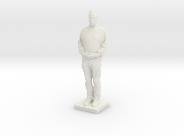 Printle C Homme 637 - 1/32 in White Strong & Flexible