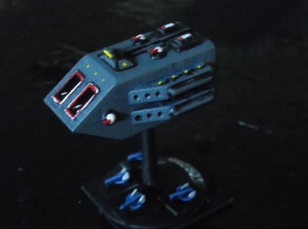 GDH:B301 Beta series Light Carrier 3d printed Painted model (Fighters by Irregular Miniatures)