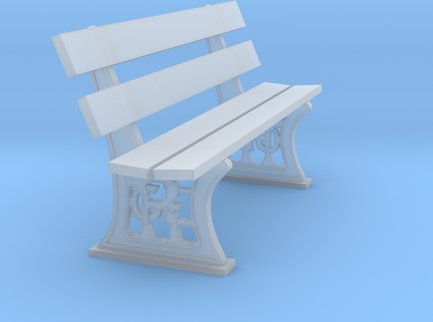 GER Bench 4mm scale