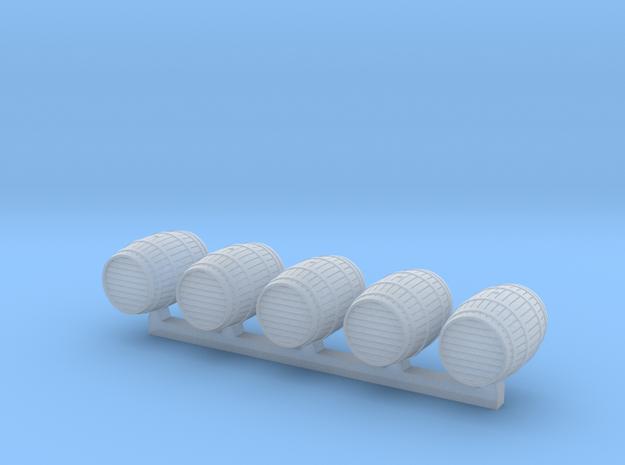 TJ-H02021x5 - Tonneaux 110l in Smooth Fine Detail Plastic