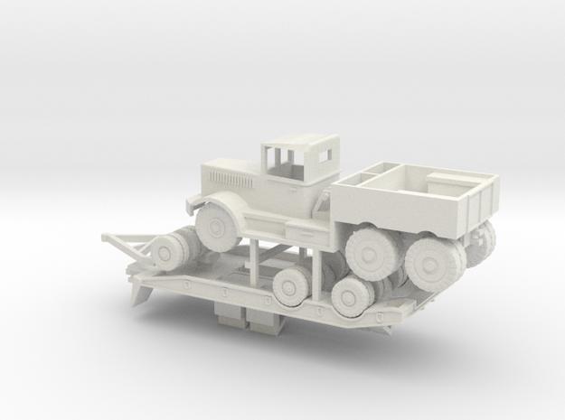 1/120 US Tank recovery set M19