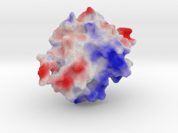 RiVax (Ricin Vaccine) in Full Color Sandstone