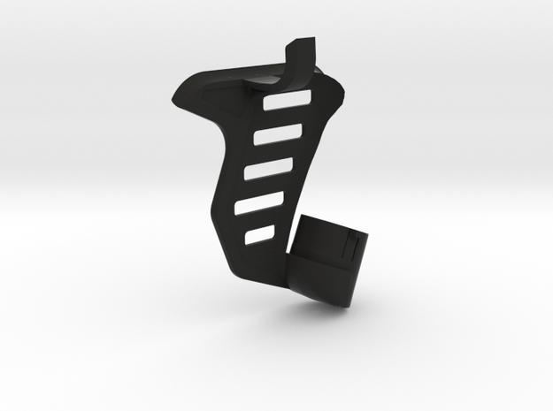 Tavor SAR Shark Fin + Brace - Right-handed in Black Strong & Flexible