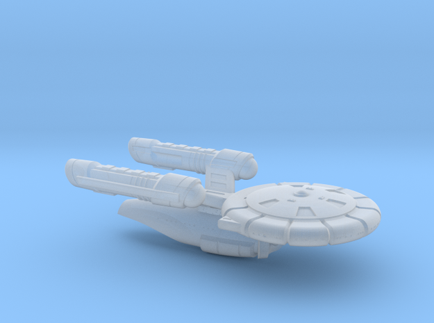 Terran(Early) Icarus Cruiser - 1:7000 in Smooth Fine Detail Plastic