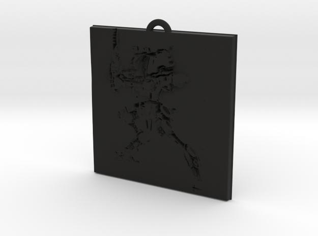 Titanfall 2 Pendant: Ronin in Black Strong & Flexible
