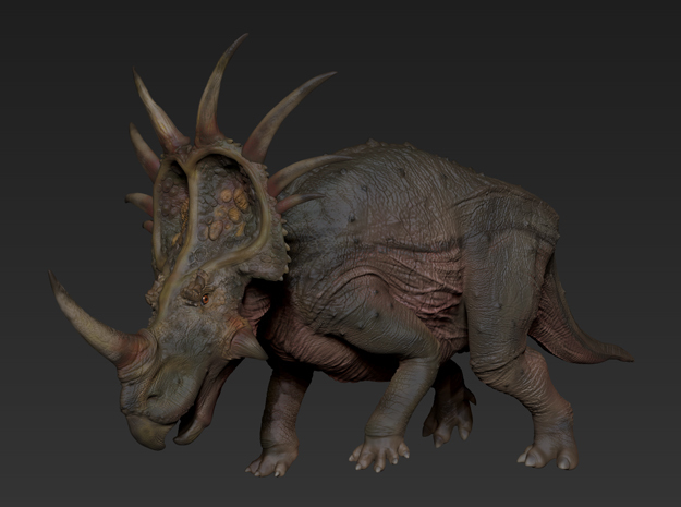 Styracosaurus (Medium / Large size)