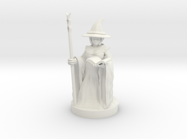 Gnome Female Wizard
