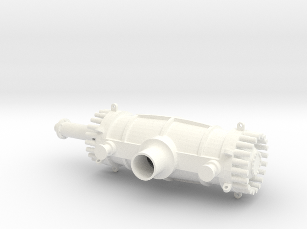 Crane Valve Load  in White Strong & Flexible Polished