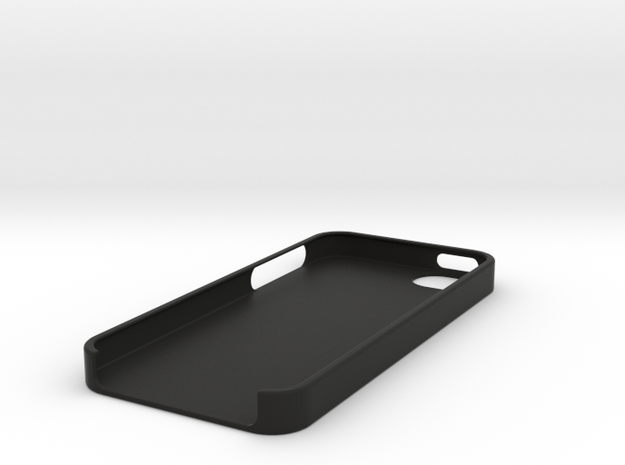 IPhone 5 Case in Black Strong & Flexible