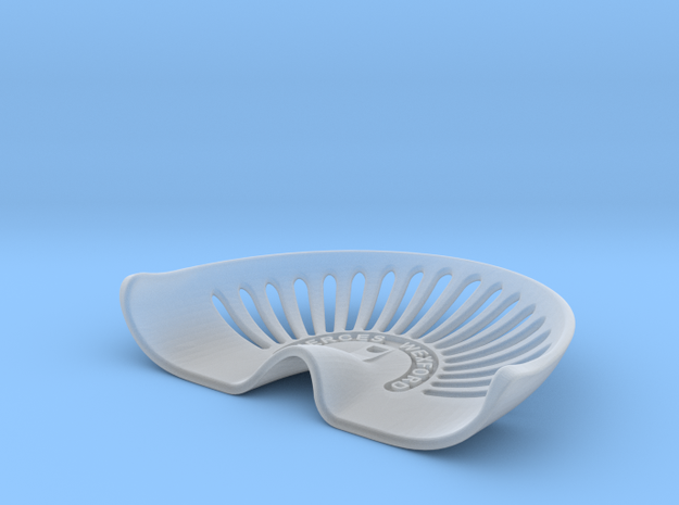1:35 - 1:32 scale tractor seat in Smoothest Fine Detail Plastic