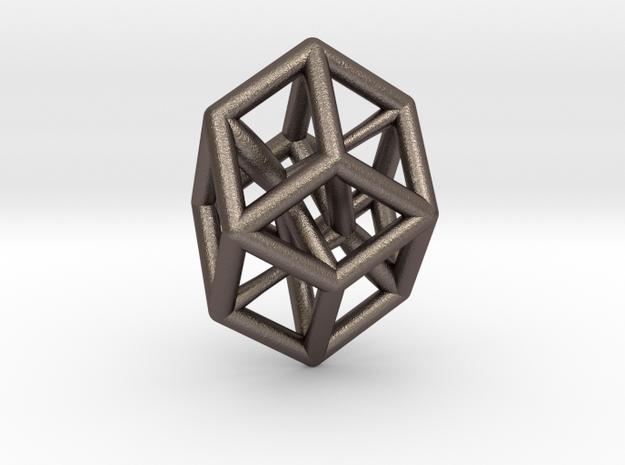 Bilinski Tesseract Pendant