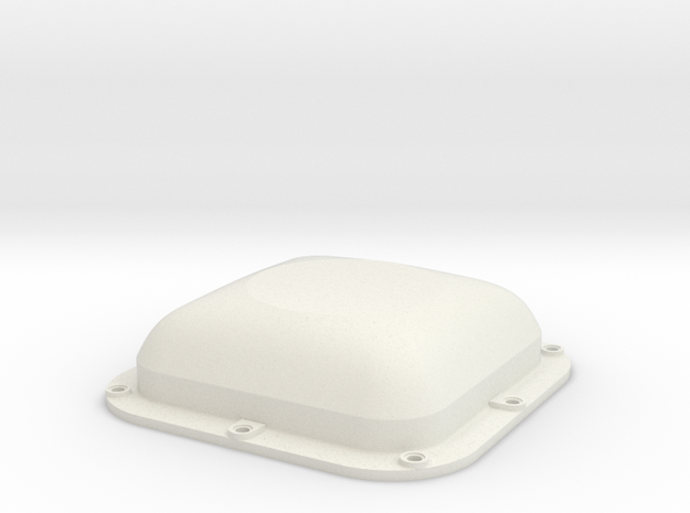 GSPUnitCover in White Strong & Flexible