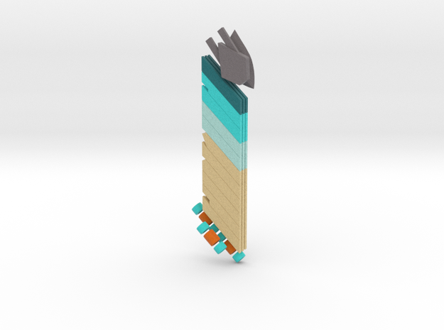 Zelda arrow kit BotW Breath of the Wild in Full Color Sandstone