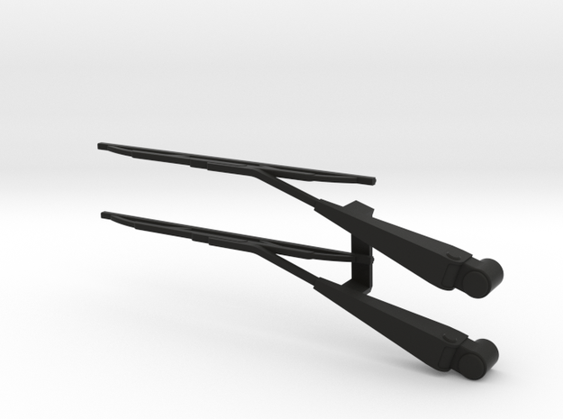 SR510022 SR5 wipers in Black Strong & Flexible
