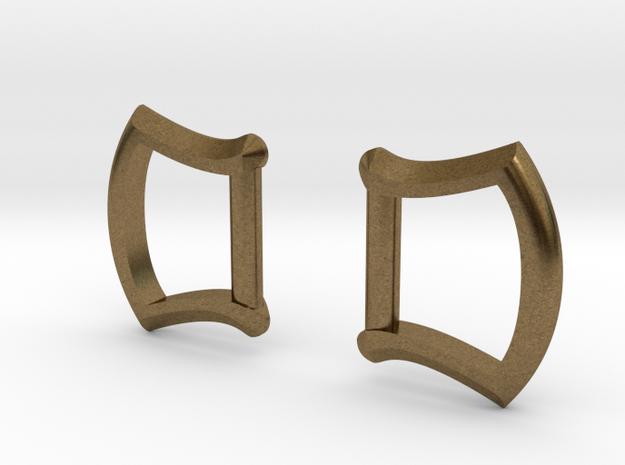 """1/2"""" Buckle Frames / D-rings (pair)"""
