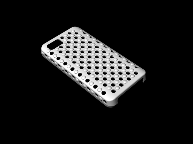 Fairphone Case Hole And Sphere 3d printed Fairphone Holes and Spheres
