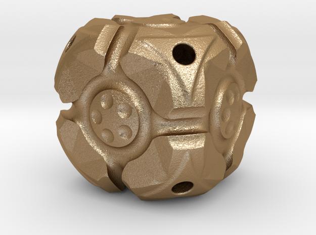 Looper D6 in Matte Gold Steel