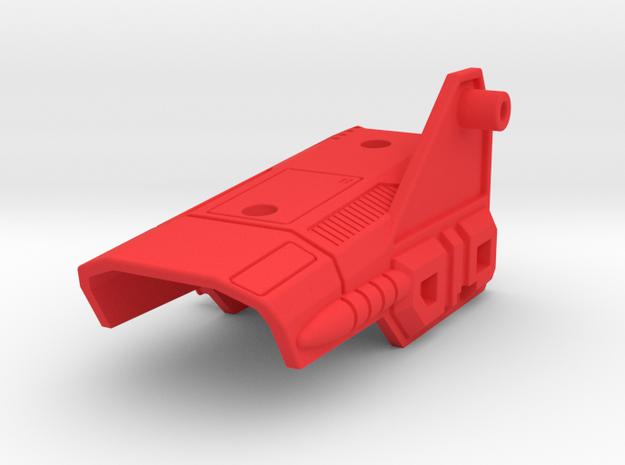 Mega Pretender Vroom sidecar/base