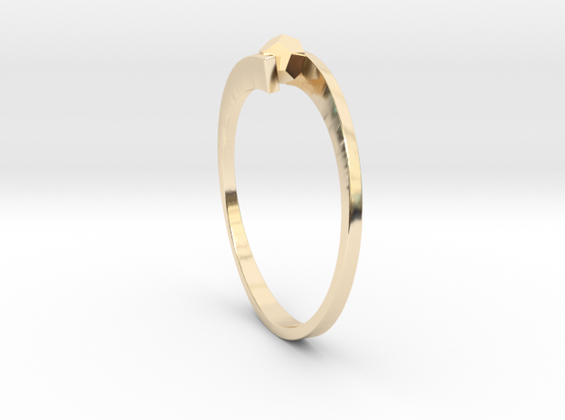 Game Changer Ring in 14K Gold