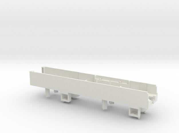 Panasonic Q Drive Rails (L&R) in White Natural Versatile Plastic