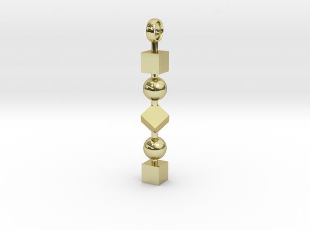 Totem of Cubes&Spheres (Still)