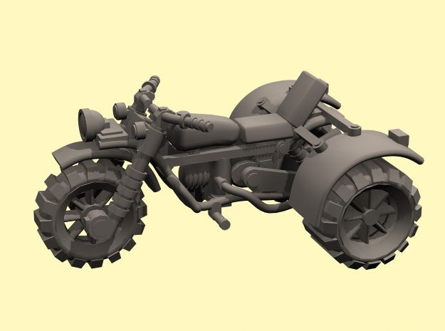 28mm Persistent Trike 1