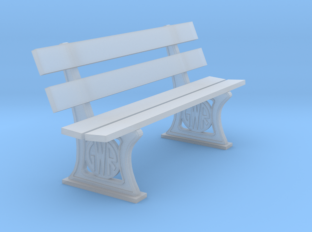 GWR Bench later style 4mm