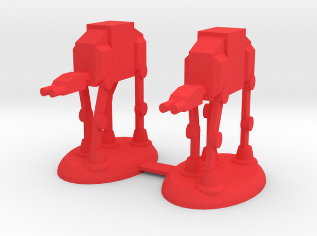 Star Wars Rooks in Red Strong & Flexible Polished