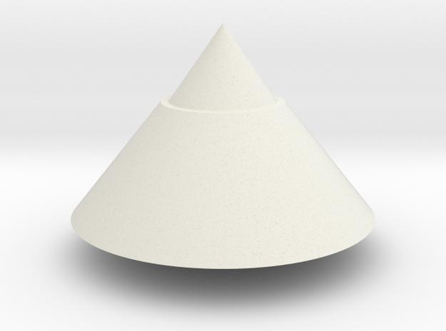 Zongzi in White Strong & Flexible: Medium