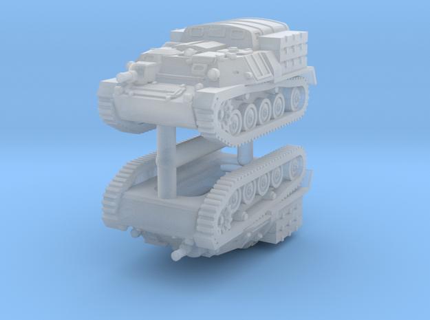 1/285 (6mm) AT-P Soviet artillery tractor (x2)