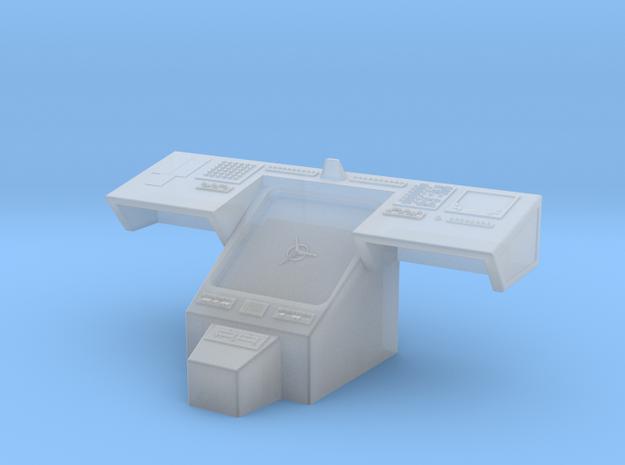 Bridge - Helm Nav Station 25 in Smooth Fine Detail Plastic