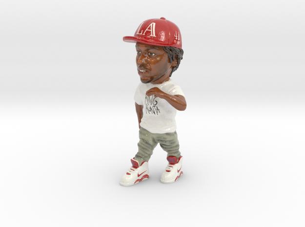 Kendrick Lamar in Coated Full Color Sandstone