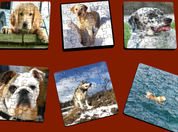 SandStone Nature JigSaw Puzzles in Full Color Sandstone