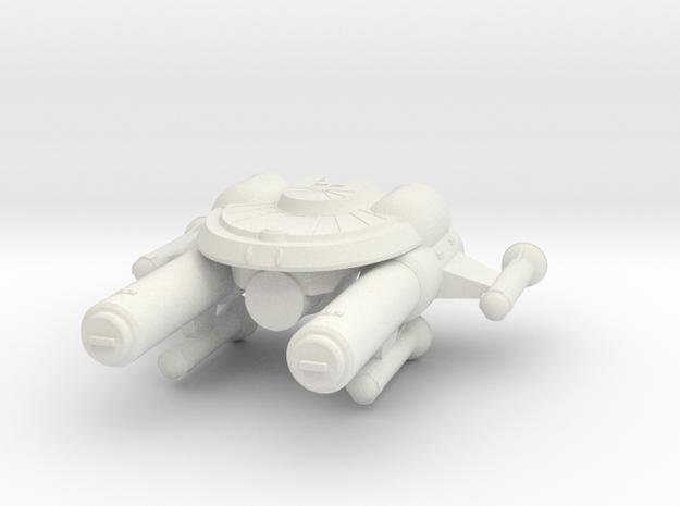 3125 Scale Seltorian Heavy Cruiser (CA) MGL in White Natural Versatile Plastic