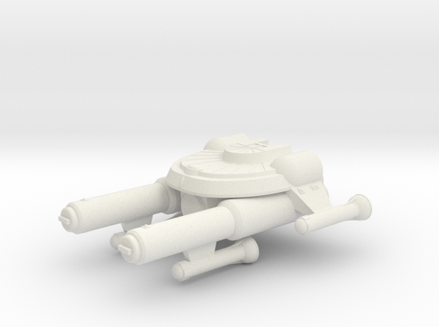 3788 Scale Seltorian Destroyer (DD) MGL in White Strong & Flexible