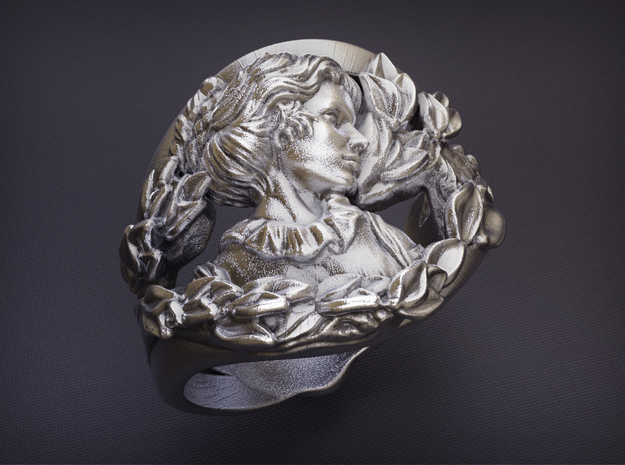 The Artist's Wife Ring