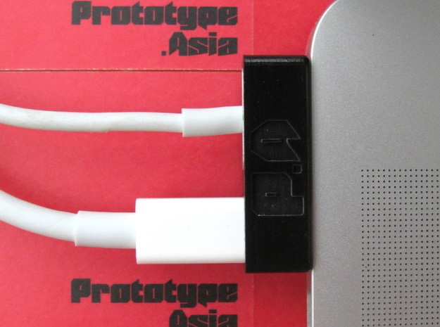 Macbook Pro Dock Cable (Thunderbolt & MagSafe) 3d printed