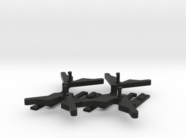 Koppeling ICE Mehano in Black Natural Versatile Plastic